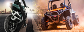 Motorcycle & Powersports